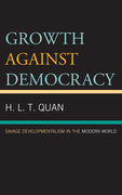 Growth against Democracy