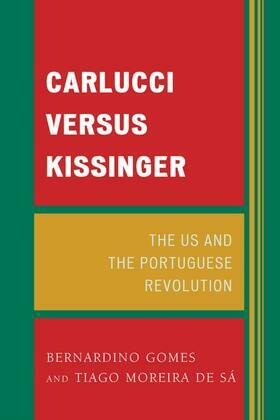 Carlucci Versus Kissinger