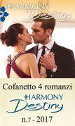 Cofanetto 4 romanzi Harmony Destiny-7