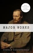 Fyodor Dostoyevsky: Major Works [Free Audiobook Links Included]