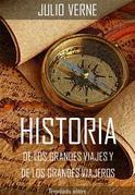 Historia de los grandes viajes y de los grandes viajeros