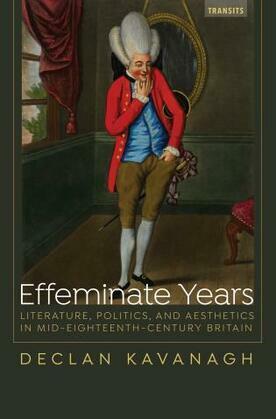 Effeminate Years