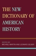 The New Dictionary of American History