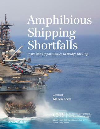 Amphibious Shipping Shortfalls