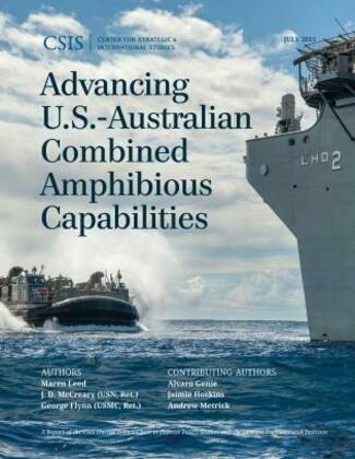Advancing U.S.-Australian Combined Amphibious Capabilities