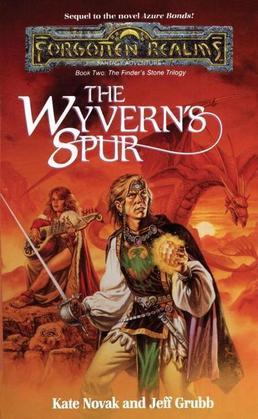 Kate Novak - The Wyvern's Spur: The Finders Stone Trilogy, Book 2