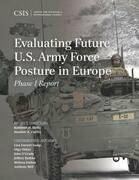 Evaluating Future U.S. Army Force Posture in Europe