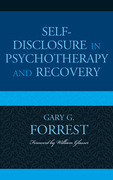 Self-Disclosure in Psychotherapy and Recovery