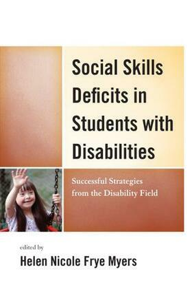 Social Skills Deficits in Students with Disabilities