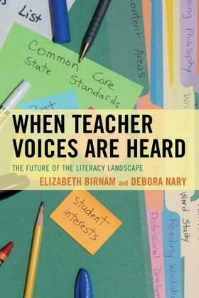 When Teacher Voices Are Heard