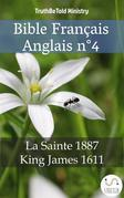 Bible Français Anglais n°4