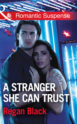 A Stranger She Can Trust (Mills & Boon Romantic Suspense) (Escape Club Heroes, Book 2)