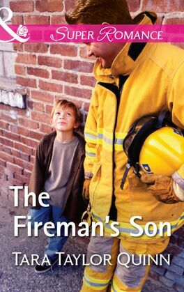 The Fireman's Son (Mills & Boon Superromance) (Where Secrets are Safe, Book 11)