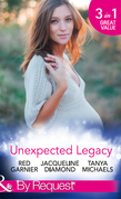 Unexpected Legacy: Once Pregnant, Twice Shy / A Baby for the Doctor (Safe Harbor Medical, Book 13) / Her Secret, His Baby (The Colorado Cades, Book 1) (Mills & Boon By Request)