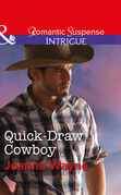 Quick-Draw Cowboy (Mills & Boon Intrigue) (The Kavanaughs, Book 2)