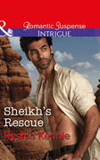 Sheikh's Rescue (Mills & Boon Intrigue) (Desert Justice, Book 2)