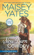 Slow Burn Cowboy (Copper Ridge)