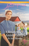 A Ready-Made Amish Family (Mills & Boon Love Inspired) (Amish Hearts, Book 5)