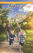 The Nanny Bargain (Mills & Boon Love Inspired) (Hearts of Hunter Ridge, Book 4)