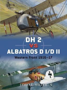 DH 2 vs Albatros D I/D II: Western Front 1916