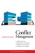 Conflict Management