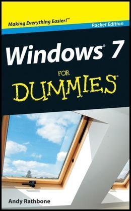 Windows 7 for Dummies, Pocket Edition
