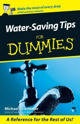 Water-Saving Tips for Dummies