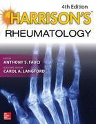 Harrison's Rheumatology, 4E