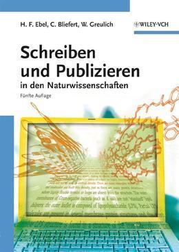 Schreiben und Publizieren in den Naturwissenschaften