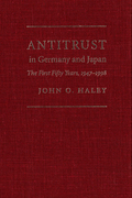 Antitrust in Germany and Japan