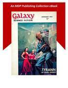 Galaxy Science Fiction January 1951