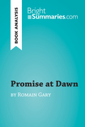 Promise at Dawn by Romain Gary (Book Analysis)