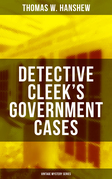 DETECTIVE CLEEK'S GOVERNMENT CASES (Vintage Mystery Series)