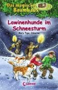 Das magische Baumhaus 44 - Lawinenhunde im Schneesturm