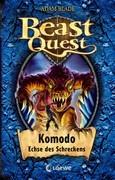 Beast Quest 31 - Komodo, Echse des Schreckens