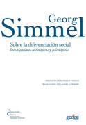 Sobre la diferenciación social