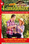 Der neue Landdoktor 44 - Arztroman