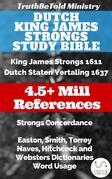 Dutch King James Strongs Study Bible