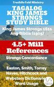 Tagalog King James Strongs Study Bible
