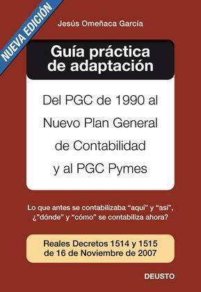 Guía práctica de adaptación al nuevo PGC