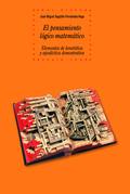 El pensamiento lógico-matemático