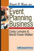 Start & Run an Event-Planning Business