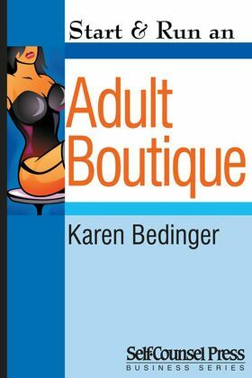 Start & Run an Adult Boutique