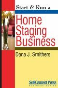 Start & Run a Home Staging Business