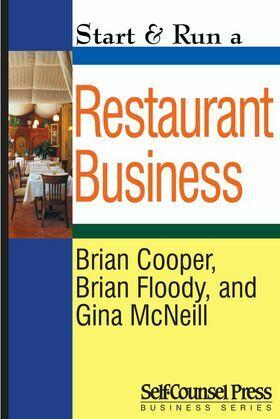 Start & Run a Restaurant Business