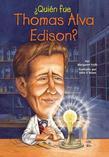 ¿Quién fue Thomas Alva Edison?