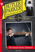 Butler Parker 110 - Kriminalroman