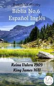 Biblia No.6 Español Inglés