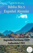 Biblia No.5 Español Alemán