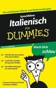 Sprachfhrer Italienisch fr Dummies Das Pocketbuch